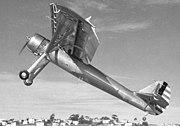 YO-51 Dragonfly takeoff