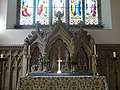 Y Santes Fair, Dinbych; St Mary's Church Grade II* - Denbigh, Denbighshire, Wales 41.jpg
