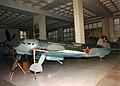 Yakovlev Yak-9 Yakovlev Yak-9 Yakovlev Museum Moscow Sep93 06 (17151549505).jpg