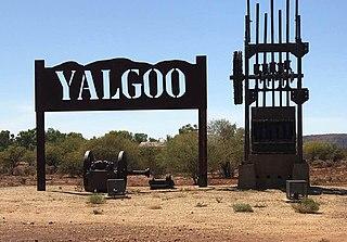 Yalgoo, Western Australia Town in Western Australia