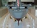 Yamato model stern.JPG