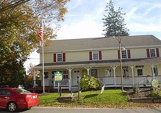 Thornton Village Historic District United States historic place