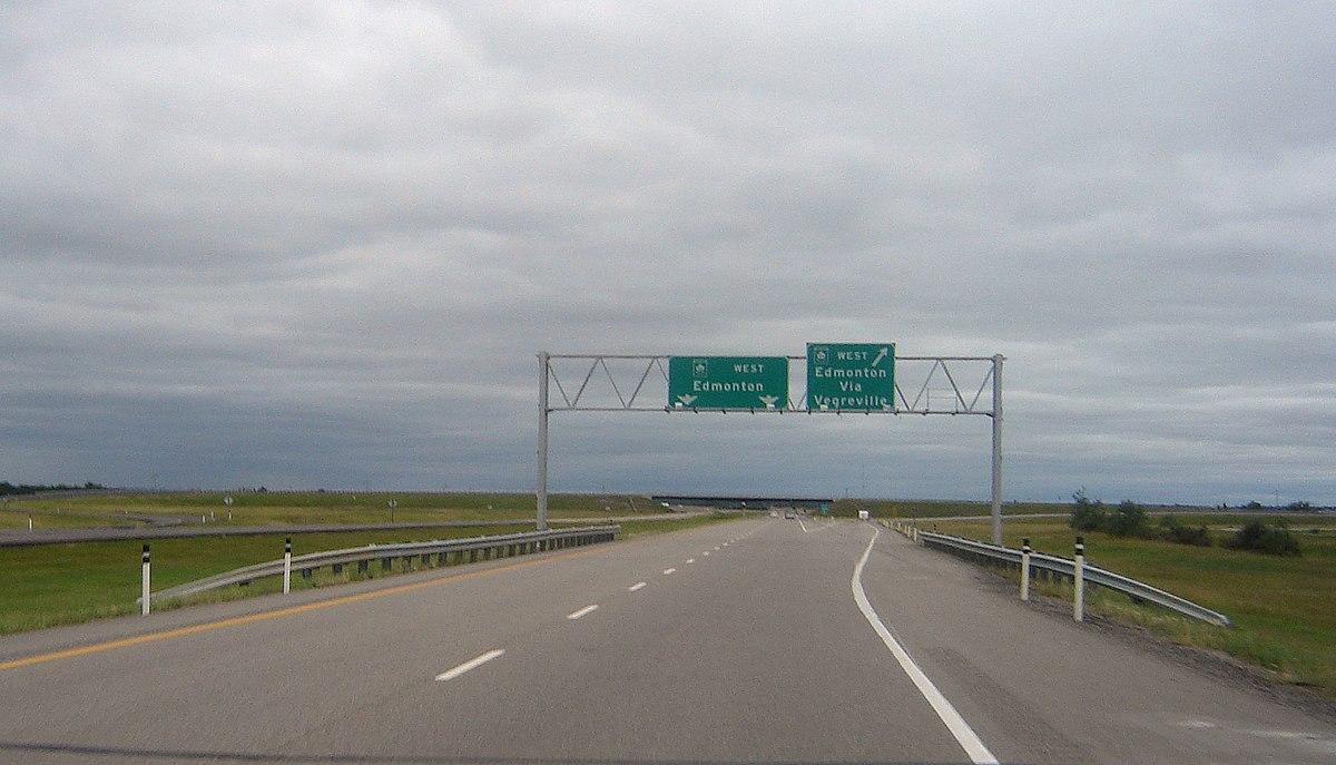 Alberta Highway 16 Wikipedia