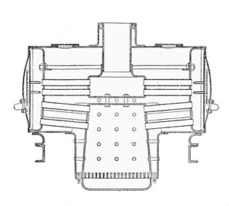 Yorkshire Patent Steam Wagon Co. - Yorkshire steam wagon double-ended boiler
