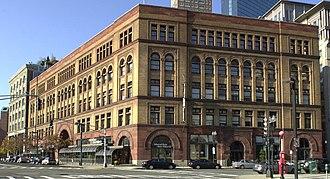 The Youth's Companion - Companion building, Boston, 2009