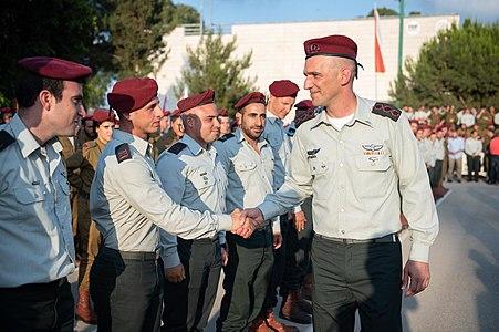 Yuval Gez and Yaakov Dolf. I.jpg