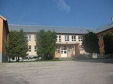 Una scuola elementare a Višňové (Slovacchia)