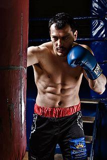 Zabit Samedov Azerbaijani kickboxer