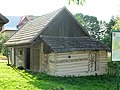 Zalipie - painted cottage 05.JPG