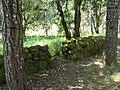 Zane Grey Cabin rock wall 1 - Galice Oregon.jpg