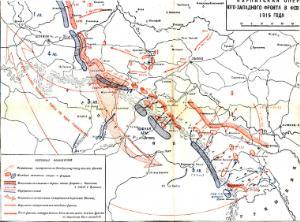 Карпатская операция юго западного