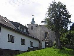 Zborovy (okr. Klatovy), kostel sv. Jana Křtitele.JPG