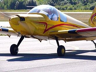 """Zenair CH 300 - CH 300 TD """"taildragger"""" variant"""