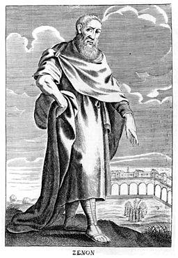 Zeno of Citium in Thomas Stanley History of Philosophy