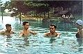 Zhou Enlai studying swimming.jpg