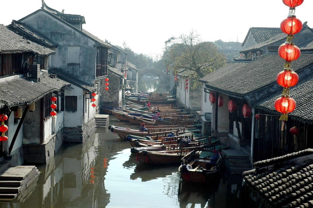 Zhouzhuang wikipedia for Best old pictures