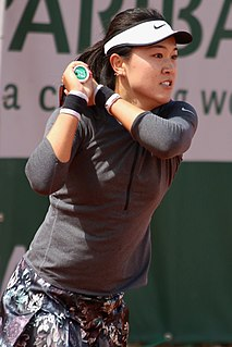 Zhu Lin (tennis) Chinese tennis player
