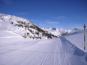Zillertal Arena - Image: Zillertal Arena Krimmlalm 1