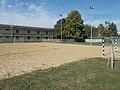 Zsóry Thermal Bath and Spa, beach soccer court, 2018 Mezőkövesd.jpg