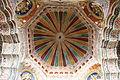 """Amazing roof paintingsin Thanjavur Palace"".JPG"