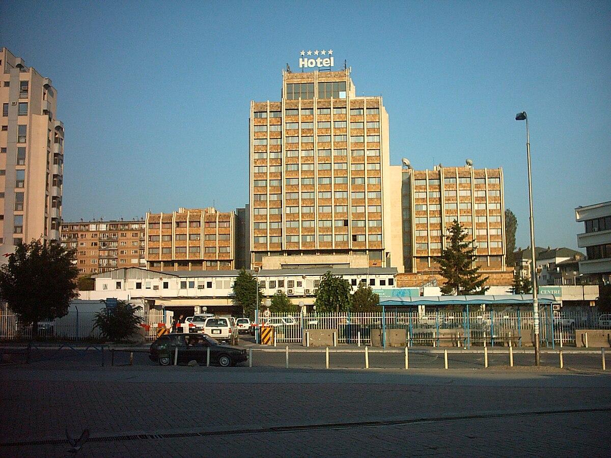 Grand hotel prishtina wikipedia for Grand hotel