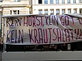 """Seehofer abschieben!"" Demonstration aigainst the german homeland minister 07.jpg"