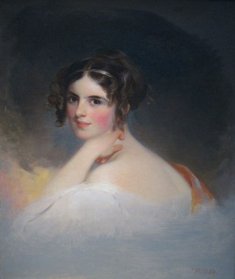 'Frances Anne Kemble as Beatrice' by Thomas Sully.JPG