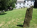 'The French Stone' in Fishguard churchyard - geograph.org.uk - 310183.jpg