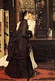 'Young Ladies Admiring Japanese Objects' by James Tissot.JPG