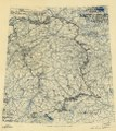 (April 28, 1945), HQ Twelfth Army Group situation map. LOC 2004631949.tif