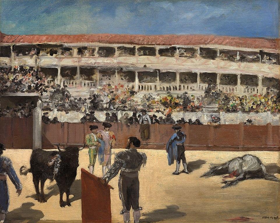 Картинки по запросу edouard manet la corrida