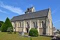Église Saint-Vigor de Soliers. Vue sud-est.jpg