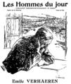 Émile Verhaeren - Les Hommes du jour - 1909.PNG