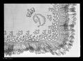 Örngott hörande till drottning Desideria - Livrustkammaren - 52593.tif
