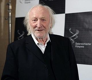 Karl Merkatz Austrian actor
