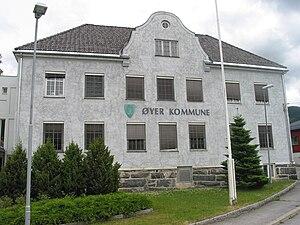 Øyer - Øyer town hall.