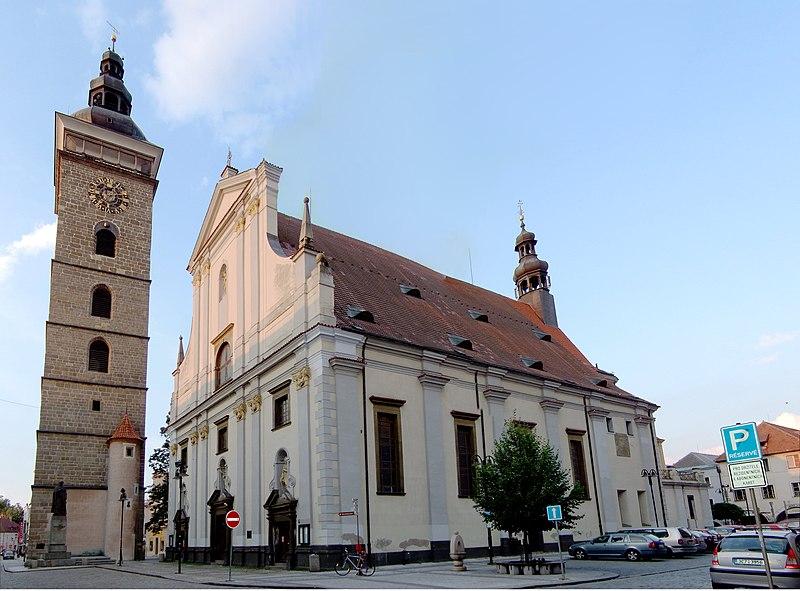 File:České Budějovice - Catedral.jpg