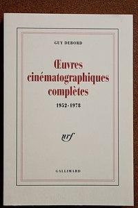 Œuvres cinématographiques complètes cover