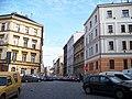 Štítného - Milíčova, pohled k východu.jpg