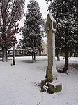 Žďár nad Sázavou - boží muka u nového hřbitova (původně u lihovaru) (2).JPG