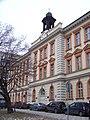 Žižkov, Komenského náměstí, škola (01).jpg