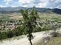 Άποψη της Δολίχης από το λόφο του Προφήτη Ηλία.JPG