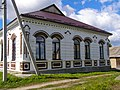 Єврейська синагога Меджибіж вул. Островського.JPG