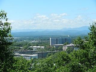 Amursky District District in Khabarovsk Krai, Russia