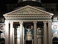 Армянская церковь св. Екатерины, ночное освещение, 2014 - 4.jpg