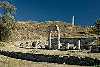 Архітектурно-археологічний комплекс «Стародавнє місто Пантікапей».JPG