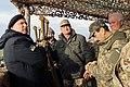 Бойові стрільби зенітних ракетних підрозділів Повітряних Сил та Сухопутних військ ЗС України (31894599508).jpg