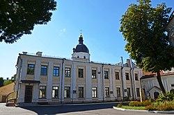 Будинок лікарні, архіву канцелярії та залу засідань Ради Києво-Могилянської академії 001.jpg