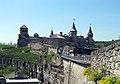 Вид на замок в Кам'яньці-Подільському..jpg