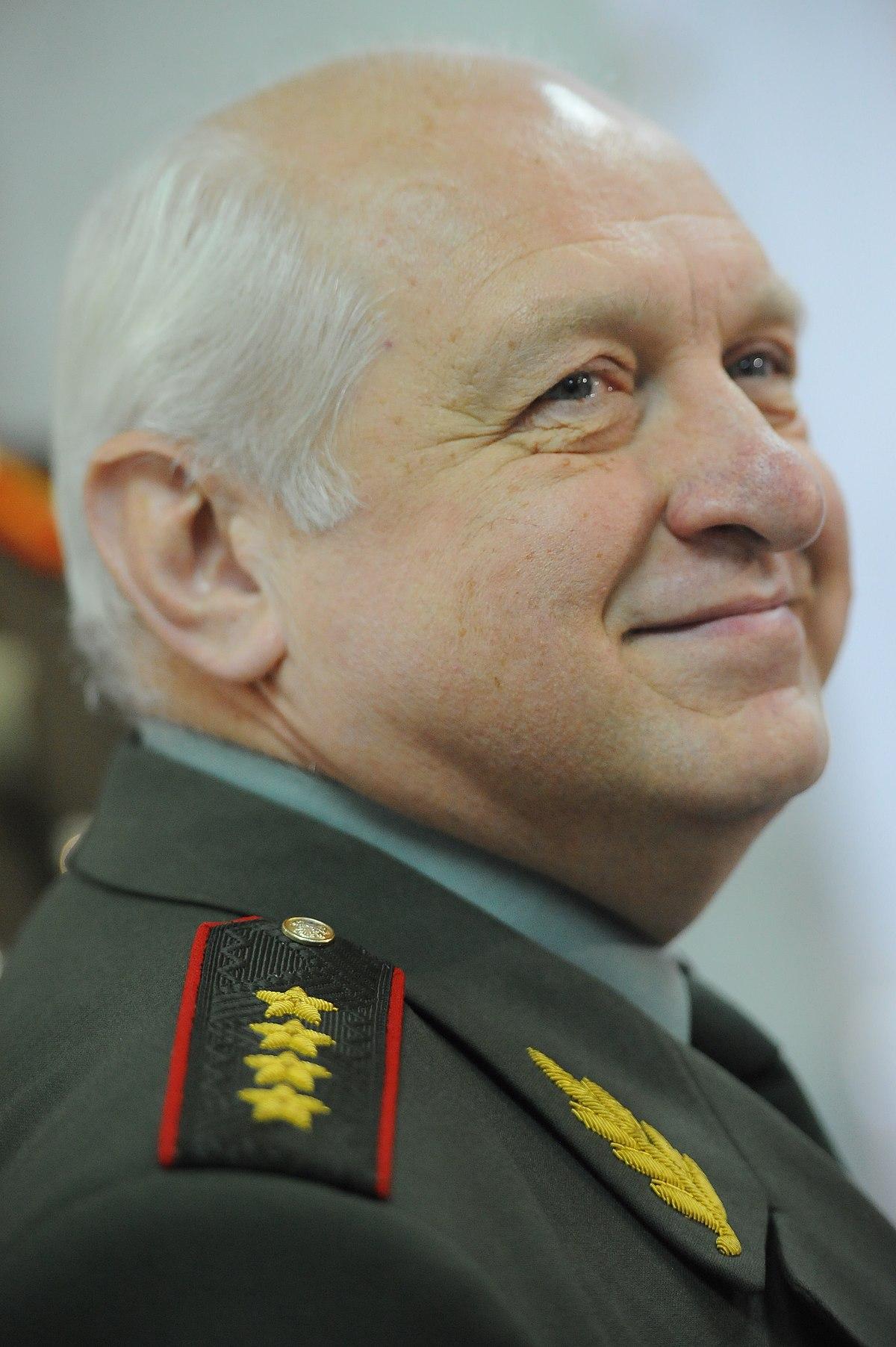 vladimir yakovlev  general